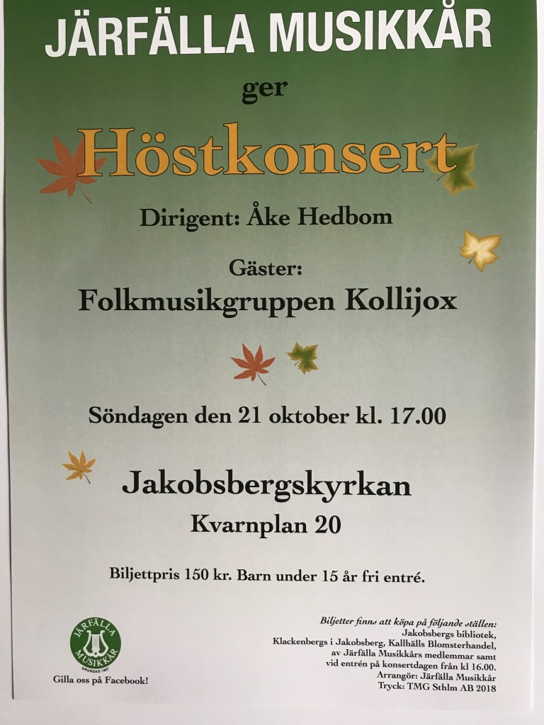 Musikkaremokollijox